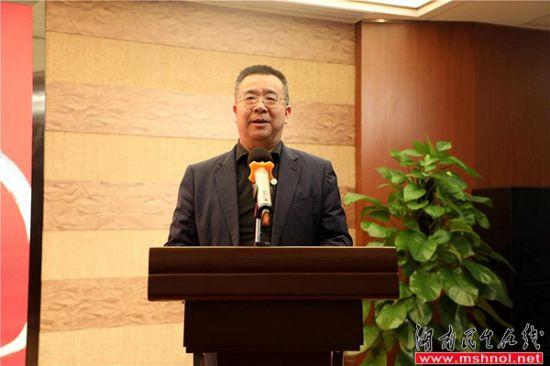 """长沙市企业文联走进""""酒鬼酒""""企业文化之旅活动圆满成功"""