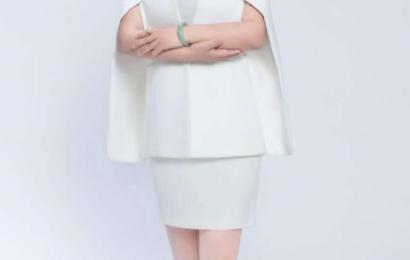 """世界丽人大赛主席吴晓莉牵手千誉集团,担当""""天使之手""""形象代言人"""