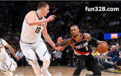 乐天堂体育篮球赛事预测分析 NBA季后赛掘金vs开拓者前瞻